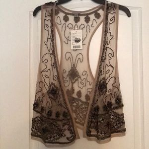 Urban Outfitters Ecote Beautiful Vest